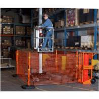 Iron Guard - Portabel säkerhetszon (30m)
