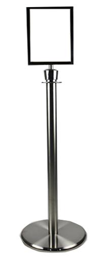 Skylthållare för Basic stolpar