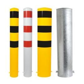 Säkerhetspollare -Extra- för-nedgjutning (Ø108-273mm)